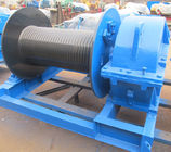 Industrial Electric Winch High Speed For Crane , Electric Hoist Lifting Winch